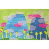 Mi Proyecto del curso: Ilustración de historias con papel. Un progetto di Illustrazione, Collage, Papercraft, Illustrazione infantile, Creatività con i bambini , e Narrativa di Ana Gabriela Balletta - 29.05.2021