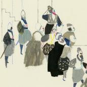 Cuentos de Shakespeare. Un progetto di Illustrazione , e Disegno di Jesús Cisneros - 01.06.2021