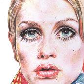 Mi Proyecto del curso:  Retrato realista con lápices de colores. Um projeto de Ilustração, Artes plásticas, Desenho a lápis, Desenho, Ilustração de retrato, Desenho de Retrato, Desenho realista e Desenho artístico de Jocelin Flores - 02.06.2021