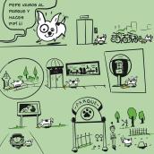 PEPE PIPÍ. Um projeto de Desenho e Ilustração de Andrés Arboleda - 07.06.2021