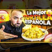 """Mi Proyecto del curso: """"La Mejor TORTILLA de MADRID"""". A Video, Social Media, Content-Marketing und Produktion und Edition für YouTube project by Merakio - 07.06.2021"""