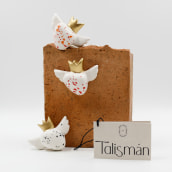 TALISMÁN . Un projet de Artisanat, Conception de produits , et Céramique de Flo Corretti (Tarareo) - 01.06.2021