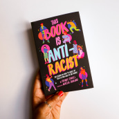 This book is Anti-racist. A Illustration project by Aurélia Durand - 06.09.2021