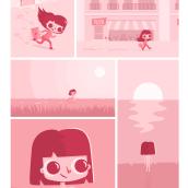 Dejar atrás para ir hacia delante. Un proyecto de Ilustración y Cómic de Ainara García Miguel - 08.06.2021