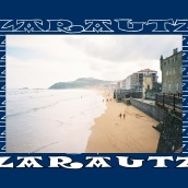Zarautz, 2020 // 35mm . A Analog photograph project by Jaime Foncillas - 09.21.2020