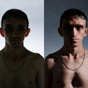 CRUDO. A Photograph, Portrait photograph, Studio Photograph, and Digital photograph project by Agostina Valle Saggio - 06.11.2021