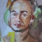 Eduard. A Illustration project by Debora Peres - 06.12.2021