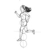 Meu projeto do . A Bildende Künste, Skizzenentwurf, Bleistiftzeichnung, Zeichnung, Realistische Zeichnung und Anatomische Zeichnung project by Simone Gomes Siqueira - 13.06.2021
