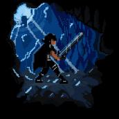 My project in Introduction to Character Design in Pixel Art course. Un proyecto de Diseño de personajes, Videojuegos, Pixel art y Diseño de videojuegos de Bryan - 16.06.2021