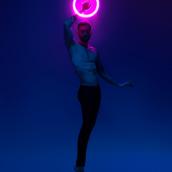 Absence of Daylight. A Photograph, Lighting Design, Photographic Lighting, Studio Photograph, Digital photograph, Fine-art photograph, and Self-Portrait Photograph project by Eivind Hansen - 11.09.2019