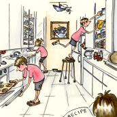 My project in Creative Sketching: Fill Your Illustrations with Life and Detail course. Un projet de Illustration, Esquisse , Dessin au cra, on, Dessin, Aquarelle, Carnet de croquis et Illustration d'encre de Joana Miranda - 13.06.2021