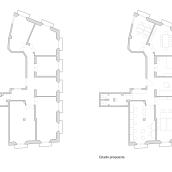 REFORMA OFICINA EXPRESS | MÁLAGA CENTRO. Un proyecto de Diseño, Arquitectura interior, Diseño de interiores, Decoración de interiores e Interiorismo de DIKA estudio - 26.10.2020