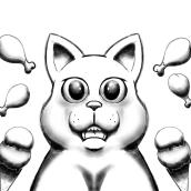 Meu projeto do curso: Técnicas e estilos de ilustração com Procreate. A Illustration, Digital illustration, and Digital Drawing project by Etio Meira dos Santos Junior - 06.20.2021