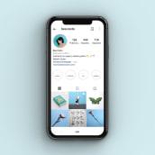 Mi Proyecto del curso: Creación de un porfolio de ilustración en Instagram. Um projeto de Ilustração, Social Media, Ilustração digital, Desenvolvimento de Portfólio, Instagram e Design para Redes Sociais de Beatriz Costo - 22.06.2021
