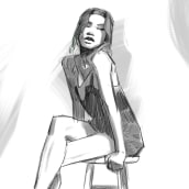 My project in Drawing 101: Introduction to Digital Illustration course. A Illustration, Zeichnung, Digitale Illustration und Digitale Zeichnung project by Jean Fraisse - 22.06.2021