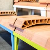 Schlickeysen / BOVEDILLA SERIES. Un proyecto de Diseño, Arquitectura, Diseño de muebles, Diseño industrial, Arquitectura interior y Diseño de interiores de Enorme Studio - 24.06.2021