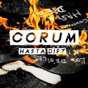 CORUM - Hasta Diez (Video Oficial). Un projet de Musique et audio, Cinéma, vidéo et télévision, Vidéo, Edition vidéo, Production audiovisuelle , et Production musicale de Leonel Crets - 18.10.2020