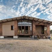 Prototipo post-terremoto. Un progetto di Design, Architettura , e Architettura d'interni di El Sindicato Arquitectura - 25.08.2017