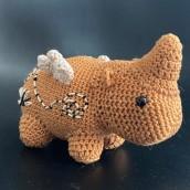 Mi Proyecto del curso: Diseño y creación de amigurumis. A Crafts, To, Design, Fiber Arts, DIY, and Crochet project by Ariel Nine - 06.30.2021