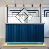 Oficina Ifaes. A Design, Architecture, Furniture Design, Interior Design, and Commercial Interior Design project by Mikamoka studio - 07.01.2021
