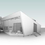 Lodge_Lat_V00. Un progetto di Design , e Architettura di Arturo Bustíos Casanova - 01.07.2021