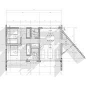 Lodge_Lat_V01. Un progetto di Architettura , e Design di Arturo Bustíos Casanova - 02.07.2021