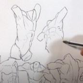 Timelapses. A Illustration, Bleistiftzeichnung, Zeichnung und Realistische Zeichnung project by Tom Fox - 05.07.2021