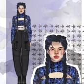 Trabajos de Alumnxs. Um projeto de Design, Ilustração, Moda e Colagem de Mila Moura - 03.02.2020
