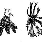 Memory place. Un proyecto de Ilustración, Bocetado, Creatividad, Dibujo, Pintura a la acuarela, Ilustración infantil, Sketchbook y Pintura gouache de Zoran Vidaković - 11.07.2021