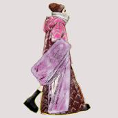 Ilustraciones. Um projeto de Design, Ilustração, Moda, Design de moda, Ilustração têxtil e Desenho digital de Mila Moura - 15.05.2021