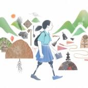 HRDC Sabal . Un progetto di Illustrazione di Samuel Castaño - 14.07.2021