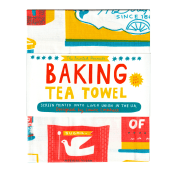 Tea Towel Design. A Illustration, Design, and Screen-printing project by Louise Lockhart - 07.15.2021