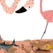 Mi Proyecto del curso: Ilustración y collage digital para cuentos infantiles. A Design, Illustration, Collage, Digital illustration, Children's Illustration, and Digital Design project by Sol Falcón - 07.16.2021