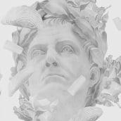 ATRIO BIANCO | Menu Bianco Osteria . Um projeto de Ilustração, Direção de arte e Design editorial de Juan Camilo Castillo Perea - 18.04.2016