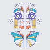 BKF. Um projeto de Design, Ilustração, Direção de arte, Design gráfico e Serigrafia de Esteban Ibarra - 05.10.2017