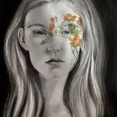 Il mio progetto del corso: Ritratto contemporaneo in grafite. Un progetto di Illustrazione, Belle arti, Bozzetti, Disegno a matita, Disegno, Illustrazione di ritratto, Disegno di ritratto, Disegno realistico, Disegno artistico , e Disegno anatomico di Roberta Nozza - 19.07.2021