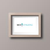 Diseño de Imagen Bic Consulting. A Design, and Logo Design project by Miguel Sánchez - 07.20.2021