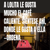 Lolita Chávez. Herida de Montaña. A Schrift, Stor, telling, Kommunikation und Erzählung project by Eileen Truax - 20.07.2021