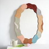 Mirror Frames. Un progetto di Design, Artigianato, Interior Design, Interior Design , e Falegnameria  di Chelsea Vivash - 20.07.2021