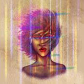 Mix #2. Un proyecto de Ilustración digital, Dibujo digital y Pintura digital de Thorbjørn Winther - 20.07.2021