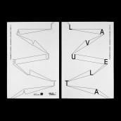 Catálogo Exposición La Vuelta. A Design, Art Direction, Editorial Design, T, pograph, Bookbinding, T, pograph, and design project by Andrés Pachón - 09.03.2017