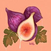 2020. A Illustration, Fine Art, Drawing, and Botanical illustration project by Elena Wa - 07.21.2021
