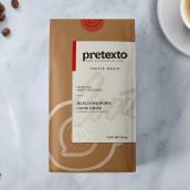 Pretexto Café. A Br, ing und Identität, Grafikdesign und Verpackung project by Daniel Hosoya - 22.07.2021