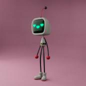 Mi Proyecto del curso: Introducción al diseño y modelado 3D con Blender. A Motion Graphics, Design von Figuren, Produktdesign und 3-D-Modellierung project by Jorge Solanilla - 20.07.2021