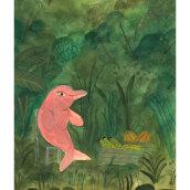 Amazonas. Un progetto di Illustrazione di Manuela Montoya Escobar - 22.07.2021