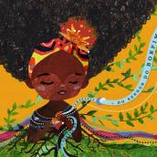Children's Book - Nós de Axé. A Illustration project by Paulica Santos - 03.13.2018