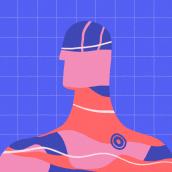 Move mood . Un progetto di Illustrazione, Motion Graphics, Animazione , e Animazione 2D di Sara Lainez - 25.07.2021