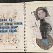 My project in Artist's Sketchbook for Imaginary Trips course. Un progetto di Belle arti, Creatività, Disegno , e Sketchbook di Ida Csapó - 26.07.2021