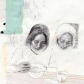 Collection of Drawings. Un proyecto de Dibujo, Dibujo de Retrato e Ilustración de Daniel Segrove - 29.07.2021