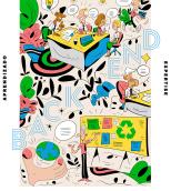 Revista: Pequenas Empresas & Grandes Negócios Edição: Abril 2021. Um projeto de Ilustração, Publicidade, Direção de arte, Artes plásticas, Marketing, Pintura, Criatividade, Desenho e Ilustração digital de Kleverson Mariano - 30.07.2021
